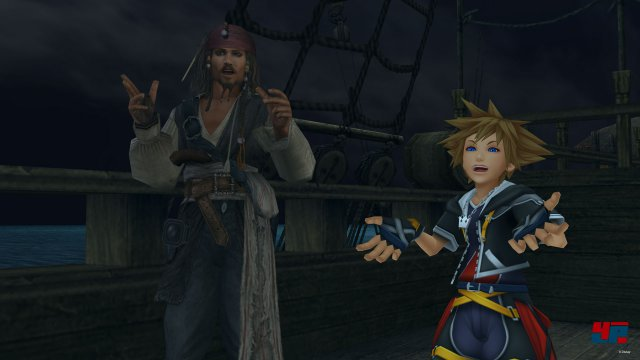 Screenshot - Kingdom Hearts HD 2.5 ReMIX (PlayStation3) 92491473
