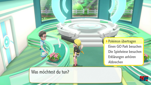 Screenshot - Pokémon: Let's Go, Pikachu! & Let's Go, Evoli! (Switch) 92577634