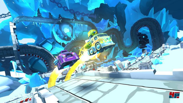 Screenshot - Tiny Trax (PlayStationVR) 92546609