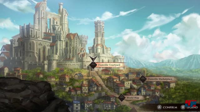 Screenshot - Legrand Legacy: Tale of the Fatebounds (Switch) 92581236