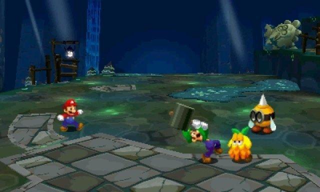 Screenshot - Mario & Luigi: Dream Team Bros. (3DS) 92462455