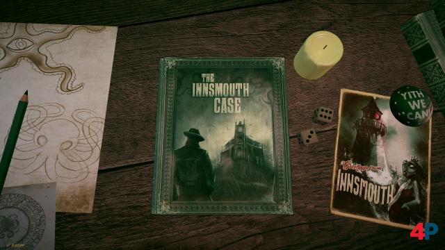 Screenshot - The Innsmouth Case (PC) 92614107