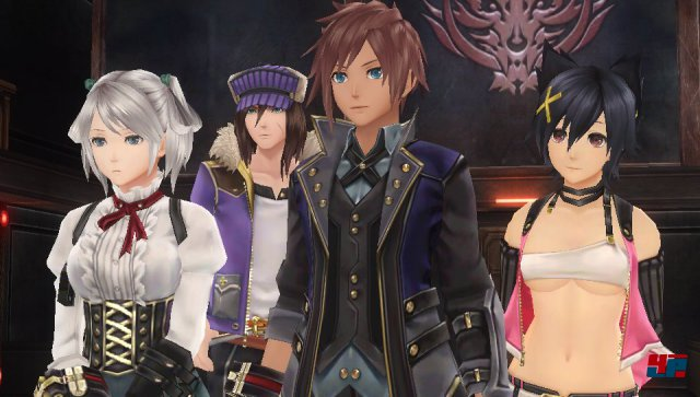 Screenshot - God Eater 2: Rage Burst (PlayStation4) 92493126