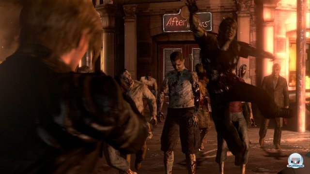 Screenshot - Resident Evil 6 (360) 2319277