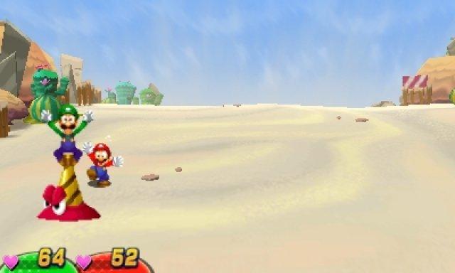 Screenshot - Mario & Luigi: Dream Team Bros. (3DS) 92462424