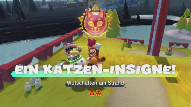 Screenshot - Super Mario 3D World   Bowser's Fury (Switch) 92634382