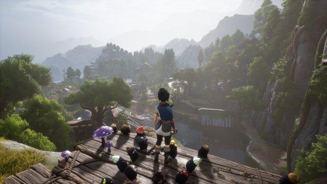 Screenshot - Kena: Bridge of Spirits (PlayStation5) 92649951