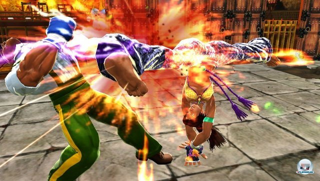 Screenshot - Street Fighter X Tekken (PS_Vita) 2338267