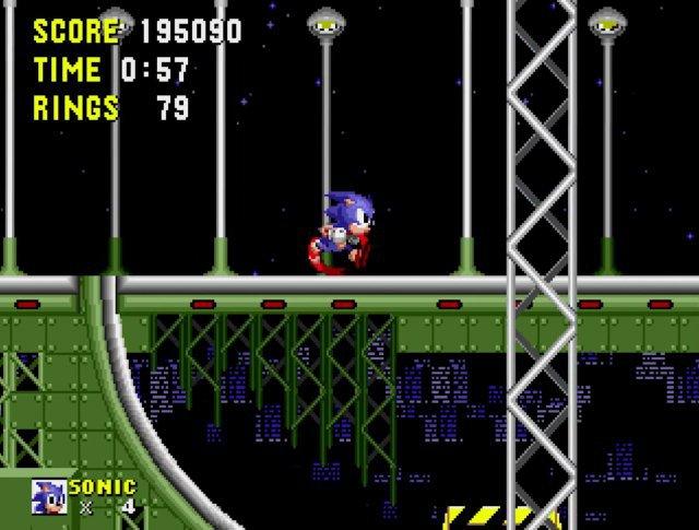 Screenshot - Sonic The Hedgehog (Klassiker) (MegaDrive) 92650867