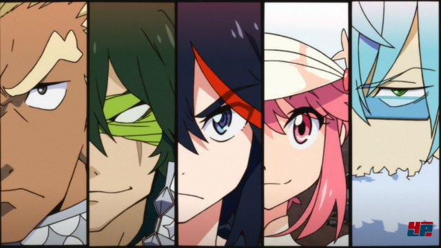 Screenshot - KILL la KILL - IF (PC) 92584712