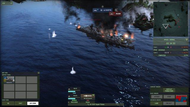 Screenshot - Wargame: Red Dragon (PC) 92481128