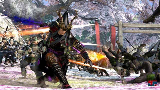 Screenshot - Samurai Warriors 4 DX (PS4) 92578800