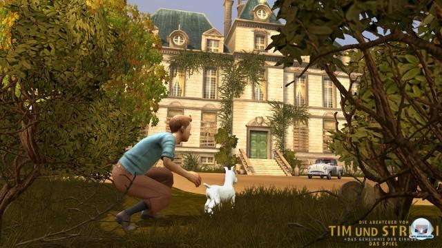 Screenshot - Tim und Struppi: Das Geheimnis der Einhorn (PlayStation3) 2252367