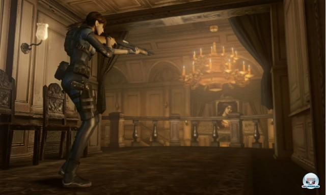 Screenshot - Resident Evil: Revelations (3DS) 2230208