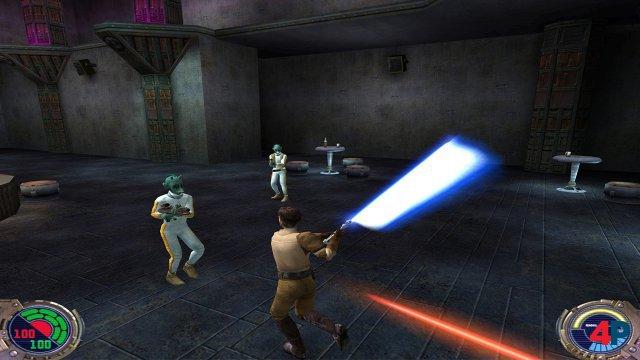 Screenshot - Star Wars: Jedi Knight II - Jedi Outcast (Switch) 92595651