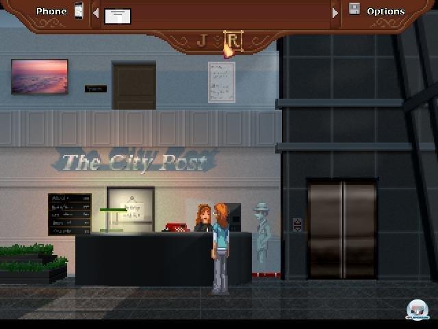 Screenshot - Blackwell Deception  (PC) 2269747