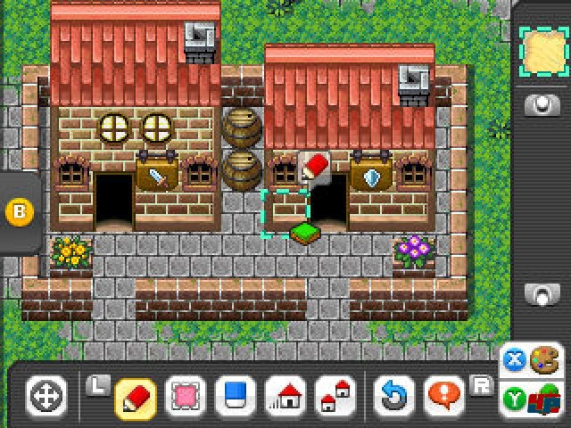 Screenshot - RPG Maker Fes (3DS) 92543985
