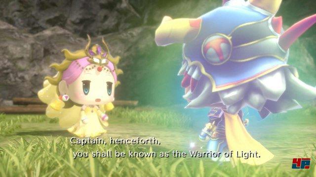 Screenshot - World of Final Fantasy (PlayStation4) 92514110