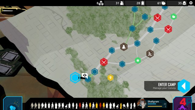 Screenshot - Nowhere Prophet (PC)
