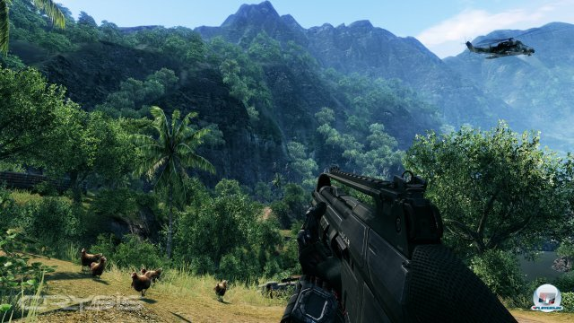 Screenshot - Crysis (360) 2269422
