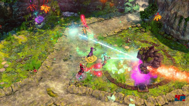 Screenshot - Nine Parchments (PC) 92531005