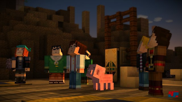 Screenshot - Minecraft: Story Mode - Episode 2: Montage erforderlich (360) 92516465