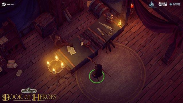 Screenshot - Das Schwarze Auge: Book of Heroes (PC) 92600694