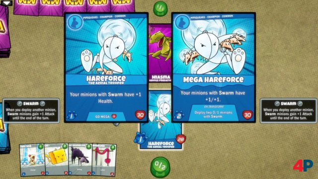 Screenshot - Cardpocalypse (iPad)