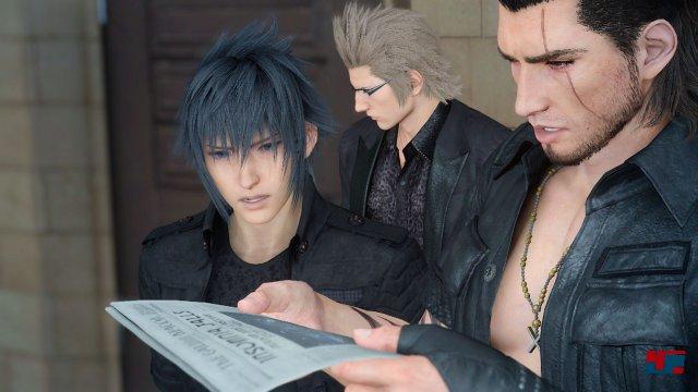 Screenshot - Final Fantasy 15 (PS4) 92537287