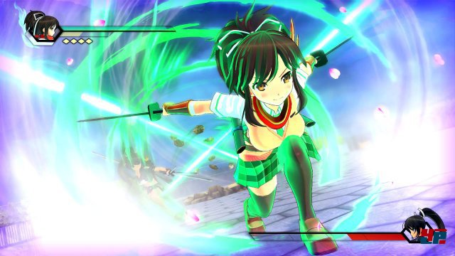 Screenshot - Senran Kagura Burst (PC)