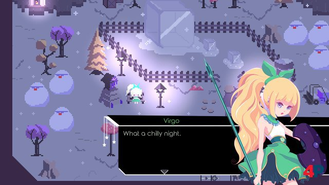 Screenshot - Virgo vs The Zodiac (PC)