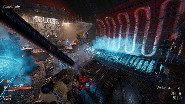 Screenshot - Necromunda: Hired Gun (PC) 92643300