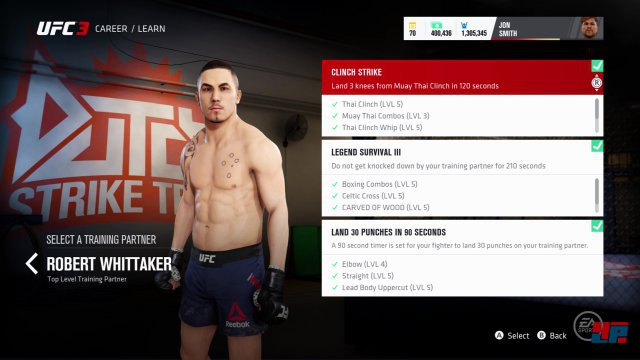 Screenshot - EA Sports UFC 3 (PS4) 92558984