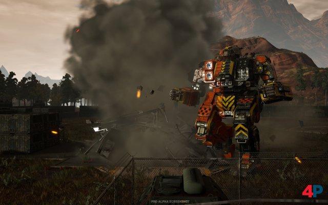 Screenshot - MechWarrior 5: Mercenaries (PC) 92602643