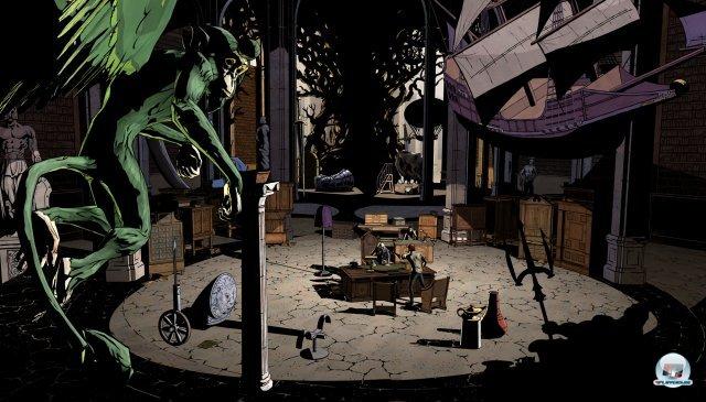 Screenshot - The Wolf Among Us (360)