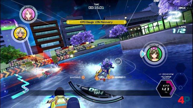 Screenshot - Kandagawa Jet Girls (PC, PS4)