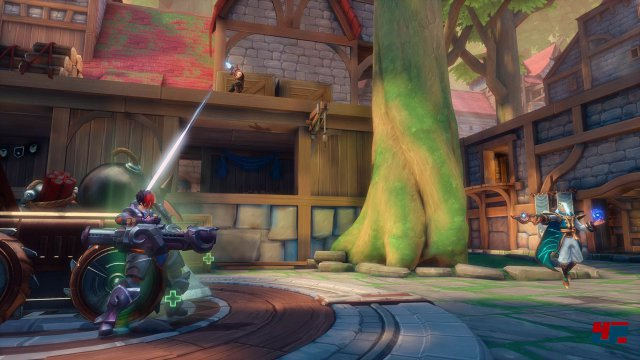 Screenshot - Paladins - Champions of the Realm (Switch)