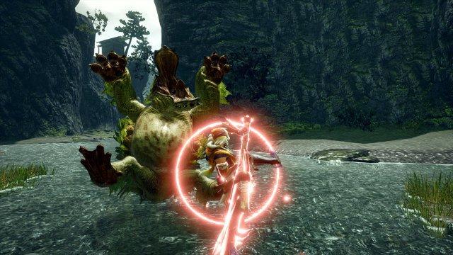 Screenshot - Monster Hunter Rise (Switch)