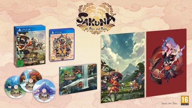 Screenshot - Sakuna: Of Rice and Ruin (PS4, Switch)