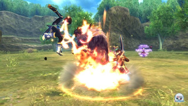 Screenshot - Tales of Xillia (PlayStation3) 92404607