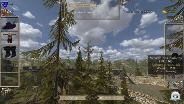 Screenshot - Mount & Blade: With Fire and Sword (PC) 2222287