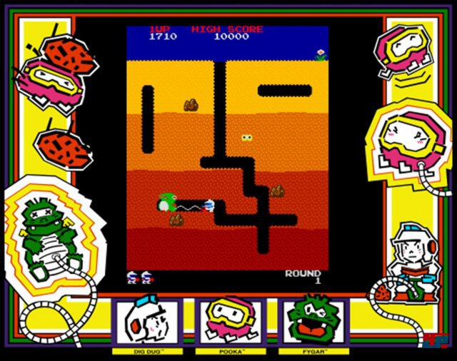 Screenshot - Dig Dug (PC) 92562499