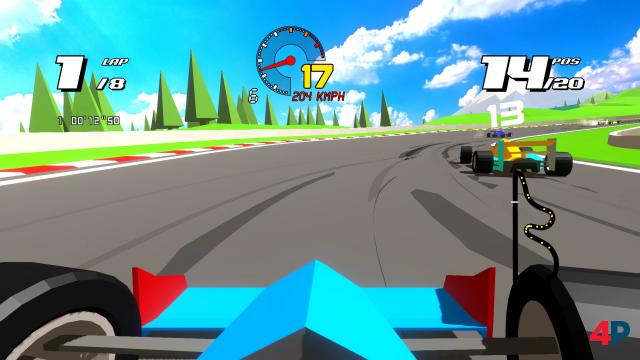 Screenshot -  Formula Retro Racing (PC) 92613407