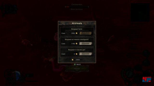 Screenshot - The Incredible Adventures of Van Helsing 3 (One)