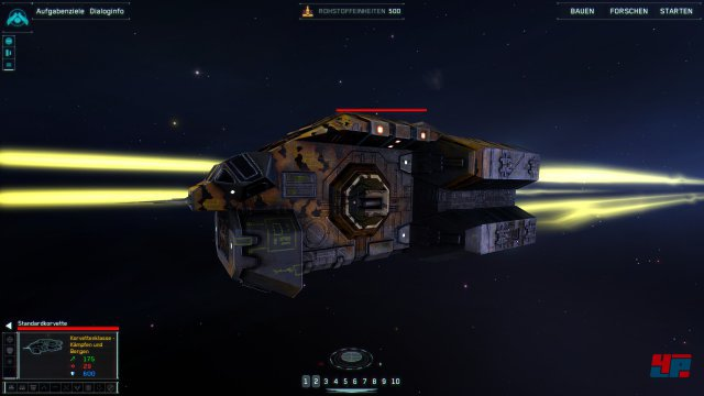 Screenshot - Homeworld Remastered Collection (PC) 92500167