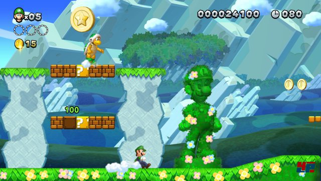 Screenshot - New Super Mario Bros. U (Switch) 92573592