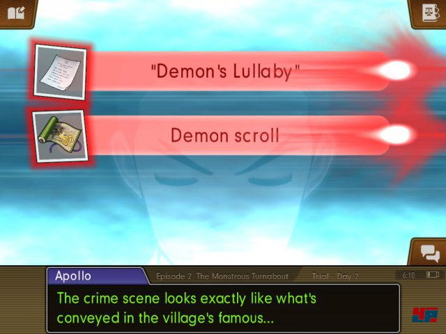 Screenshot - Phoenix Wright: Ace Attorney - Dual Destinies (iPad) 92488600
