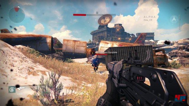 Screenshot - Destiny (PlayStation4) 92484978