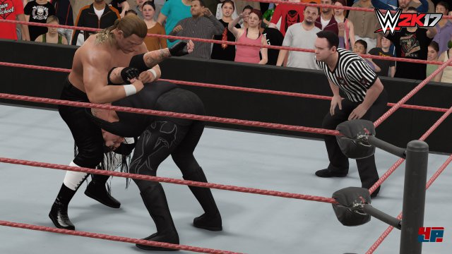 Screenshot - WWE 2K17 (PC)