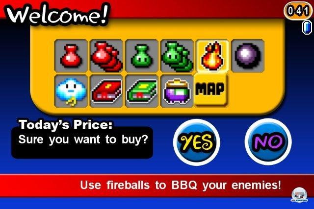 Screenshot - Shantae: Risky's Revenge (iPhone) 2283852